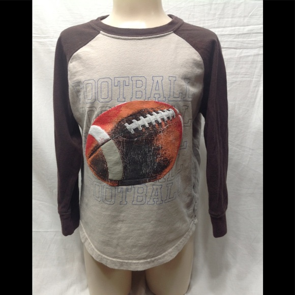 jumping beans Other - Boy's size 4T JUMPING BEANS football tee